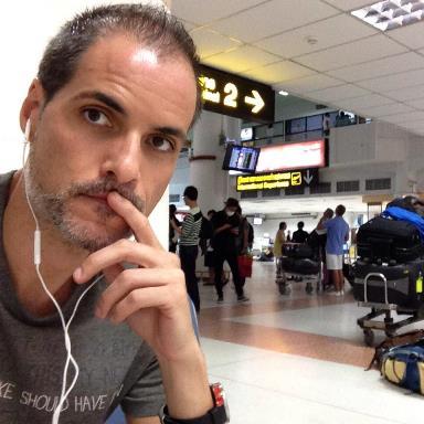Cliente Entrenador personal Madrid Fabian Blanco