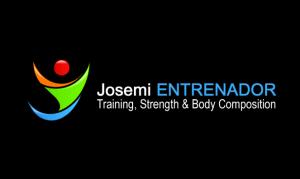 LOGO JOSEMI Entrenador Personal Madrid
