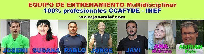 EQUIPO DE ENTRENAMIENTO-Josemi-Entrenador-Personal-Madrid