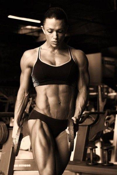 Hipertrofia muscular Mujer - Josemi Entrenador Personal Madrid