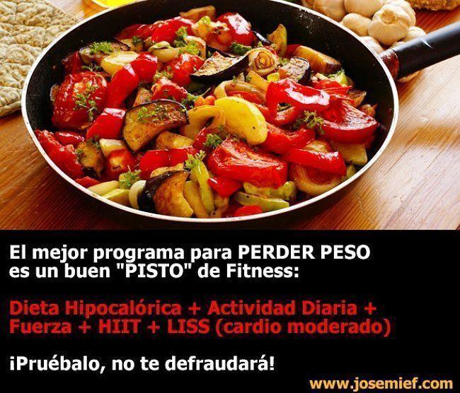 """Pisto Fitness""   Josemi Entrenador Personal"