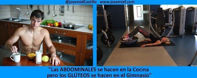 ABDOMINALES y GLUTEOS | Josemi Entrenador Personal