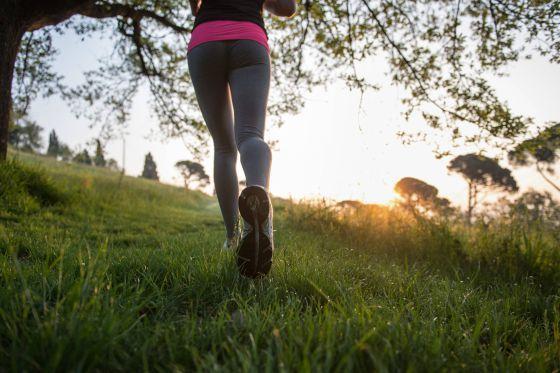 Correr en la naturaleza Josemi Entrenador Personal