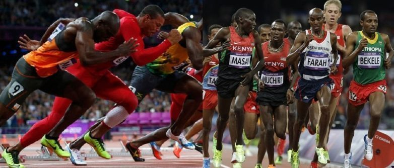 Velocistas_vs_maratonianos| Josemi Entrenador Personal Madrid
