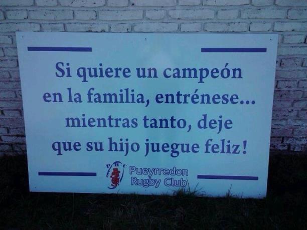 Si quiere un campeón en la familia entrenese - Josemi Entrenador Personal Madrid