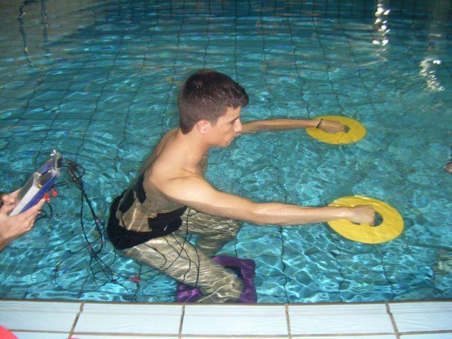Entrenamiento fuerza agua 10