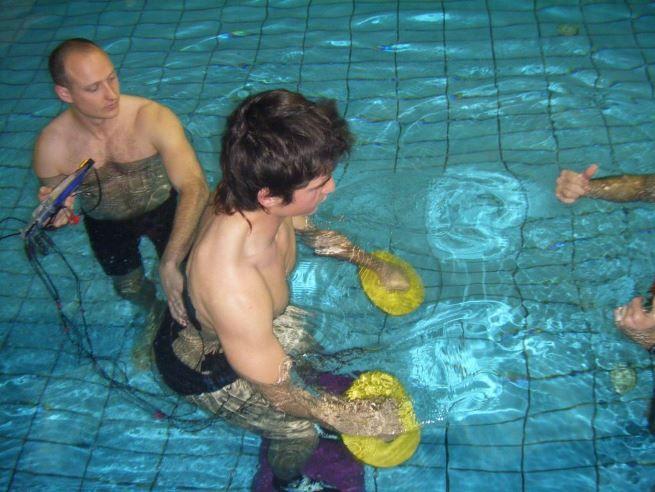 Entrenamiento fuerza agua 3